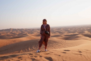 Dinner & Traditional Show in the Desert: 5-Hour Tour