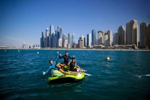 Donut Ride at Jumeirah Beach Residence