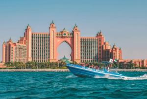 Dubai 1.5-Hour Speedboat Tour Marina, Atlantis, Burj Al Arab
