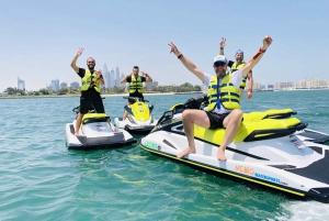 Dubai: 1-Hour Jet Ski Adventure