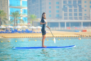 Dubai: 1-hour Kayaking or Stand Up Paddle at Dukes The Palm