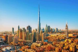 Dubai: 22-Minute Helicopter Flight