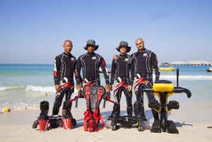 Dubai: 30-Min Flyboard Beginner Session at The Palm Jumeirah