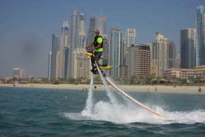 Dubai: 30-Minute Jetovator Session at The Palm Jumeirah