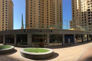 Dubai: 3D Glow-in-the-Dark Blacklight Mini Golf Experience