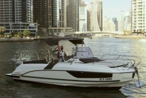 Dubai: 4-Hour Private Deep Sea Fishing Trip