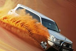 Dubai 4WD Evening Desert Safari