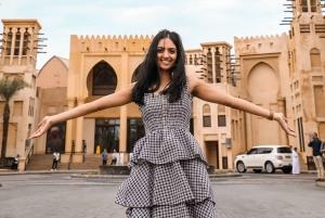 Dubai: 5-Hour Sunset Tour with Burj Khalifa Tickets