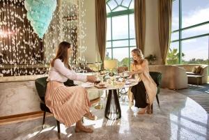 Dubai: Afternoon Tea at Plato's in Atlantis the Palm