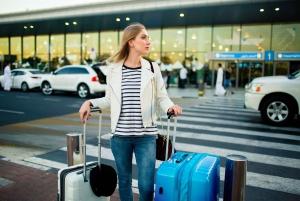 Dubai Airport: Private Arrival Transfer to Dubai City