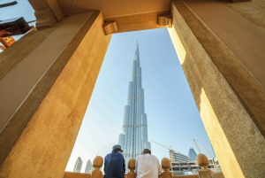 Dubai Aquarium & Level 124 Burj Khalifa Combo Tickets