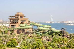 Dubai Aquaventure Waterpark Admission Ticket
