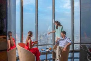 Dubai: Burj Khalifa Lounge Tea in the Clouds Experience