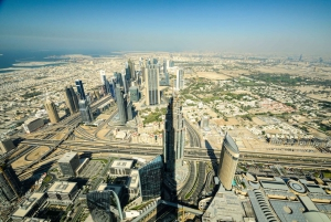 Dubai Burj Khalifa Tickets: Level 124 & 125