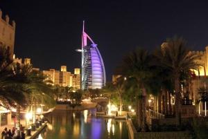 Dubai by Night 4-Hour Tour