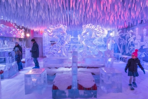 Dubai Chillout Ice Lounge: 1-Hour Experience