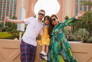Dubai City Tour and Evening Desert Safari Combo