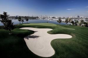 Dubai Creek Golf & Yacht Club