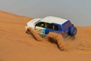 Dubai Desert Safari: An Arabian Desert Experience
