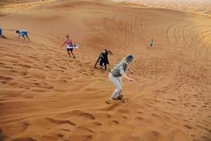 Dubai: Desert Safari, Dune Bashing, Quad Biking, and Beach