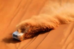 Dubai: Desert Safari Photography Session, Camel Ride, & BBQ