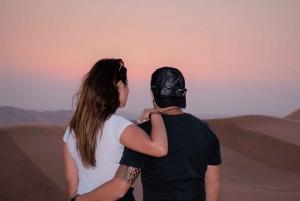 Dubai Desert Safari Red Dune: BBQ, Camel Ride & Sandboarding