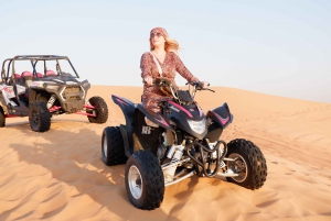 Dubai Desert Safari with BBQ Dinner and Entertainment