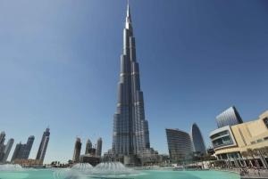Dubai Desert Safari with Burj Khalifa (Ticket Only)