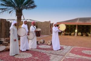Dubai: Desert Safari with Camel Ride