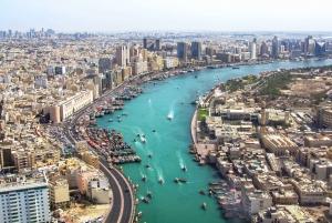 Dubai: Dhow Dinner Cruise along Dubai Creek
