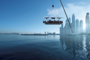 Dubai: Dinner in the Sky Experience