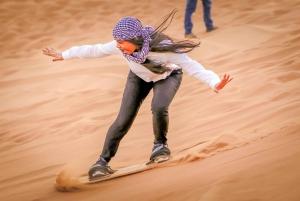 Dubai: Dunes Quad Bike, Camel Ride & BBQ Shore Excursion