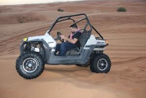 Dubai Evening Dune Buggy and BBQ Desert Adventure