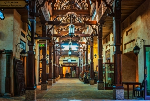 Dubai Full-Day Spanish Language Tour - City of Contrasts