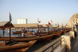 Dubai: Half-Day Sightseeing Tour in English or German