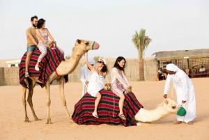 Dubai: Hot Air Balloon, Desert Safari, Quad Biking, and More
