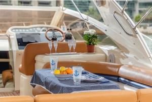 Dubai: Luxury Yacht Charter from Dubai Marina