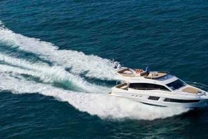Dubai Marina and Atlantis: Private Night Yacht Cruise
