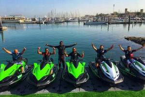 Dubai: Mina Seyahi 1-Hour Jet Ski Rental
