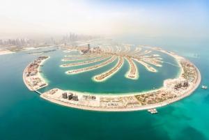 Dubai: Old and Modern Dubai City Tour with Blue Mosque Visit