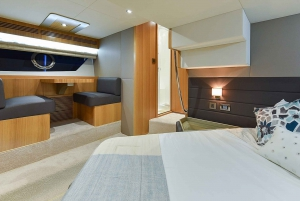 Dubai: Overnight Stay on a Private Luxury Yacht