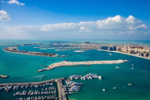 Dubai: Parasailing Adventure & Boat Tour of JBR Beach