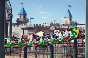Dubai Parks and Resorts: Two Park Pass