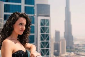 Dubai Photo Shoot with a Personal Travel Photographer