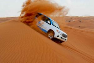 Dubai: Premium Red Dunes, Camel Safari, & BBQ at Al Khayma