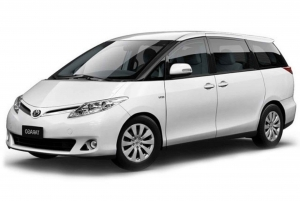 Dubai: Private Car with Driver for Sightseeing or Business