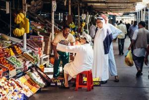 Dubai Private Food Tour: 10 Tastings
