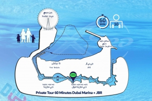 Dubai: Private Luxury Boat Tour
