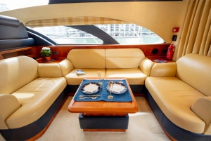 Dubai: Private Luxury Yacht Cruise for up to 20 People