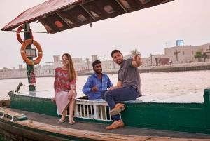 Dubai: Private Old Town, Heritage & Souks Walking Tour